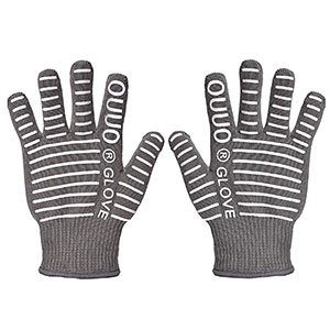 OUUO Extreme Heat Resistant Kitchen BBQ Gloves