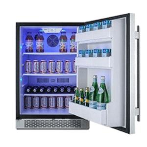 Avallon Built In 24 Inch Refrigerator