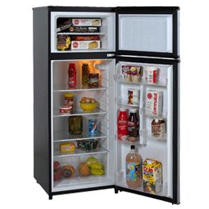 Avanti 2 Door Apartment Size Refrigerator under $2000