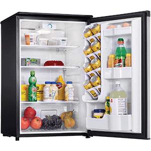 Danby Compact Refrigerator under $2000