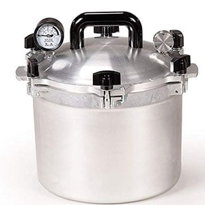 all-american pressure cooker canner
