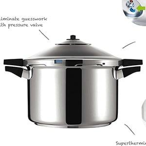 kuhn rikon duromatic hotel pressure cooker