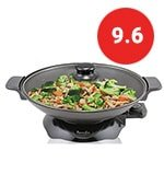 continental electric wok