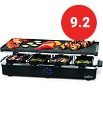 Salton Pg1645 Raclette Indoor Electric Party Grill