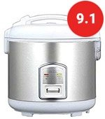 stainless rice cooker