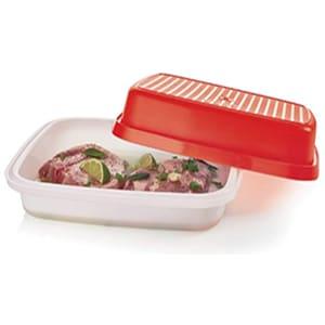 tupperware season serve marinating container