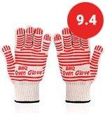 high heat resistance oven gloves