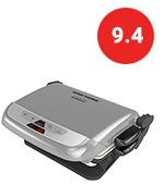 George Foreman GRP482P Multi-plate Evolve Grill