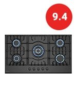 empava bulit-in tempered glass gas cooktops