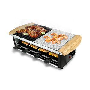nutrichef raclette grill raclette cheese