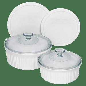 CorningWare French Bakeware Set