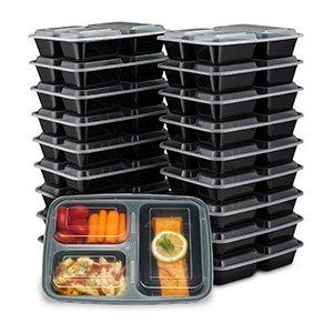 ez prepa meal prep container