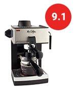 Mr. Coffee 4-cup Steamer