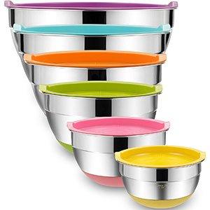 Steel Metal Bowls
