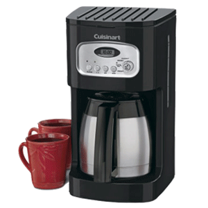 Thermal Programmable Coffee Maker