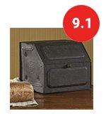 antique bread box