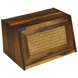 mountain bamboo bread box